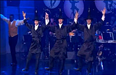 The Amazing Bottle Dancers on 'The Chabad Telethon'