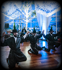 The Amazing Bottle Dancers at your Chanukah Party