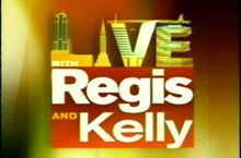 The Amazing Bottle Dancers on ''Live with Regis and Kelly''